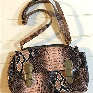 Aldo snake print Bag